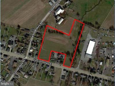 Lancaster Residential Lots & Land For Sale: Lincoln Hwy E