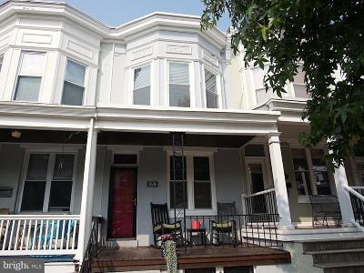 Hampden Townhouse For Sale: 3636 Hickory Avenue