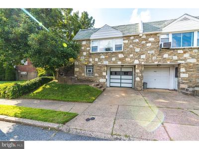 Fox Chase Single Family Home For Sale: 7810 Halstead Street
