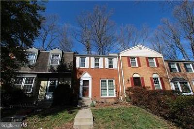 Burke VA Townhouse For Sale: $344,900