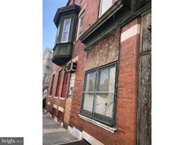 Brewerytown Multi Family Home For Sale: 2300 Nicholas Street