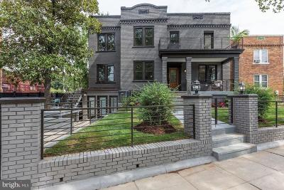 Petworth Single Family Home For Sale: 4603 Illinois Avenue NW