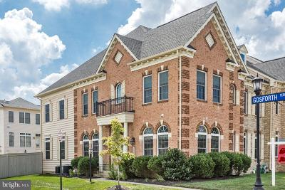 Chantilly Townhouse For Sale: 24882 Castleton Drive