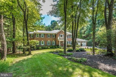 Rockville MD Single Family Home For Sale: $1,100,000