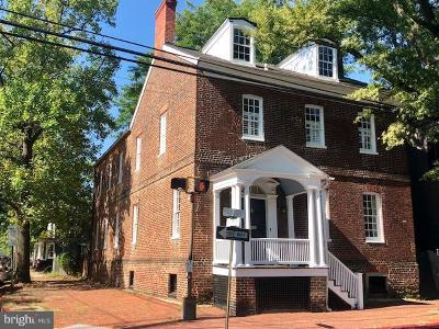 Annapolis Single Family Home For Sale: 179 Duke Of Gloucester Street