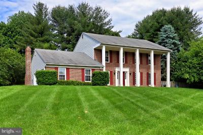 Vienna Single Family Home For Sale: 1500 Pennycress Lane