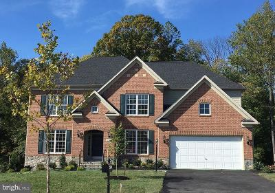 Woodbridge Single Family Home For Sale: Hickory Falls Court #C