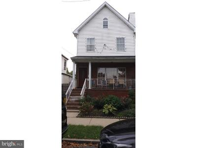 Trenton Single Family Home For Sale: 335 William Street