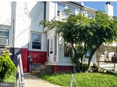 Upper Darby Townhouse Under Contract: 7143 Radbourne Road