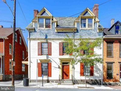 Gettysburg Multi Family Home For Sale: 124 Carlisle Street