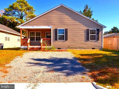 Town Of Colonial Beach Single Family Home For Sale: 1203 Euclid Avenue