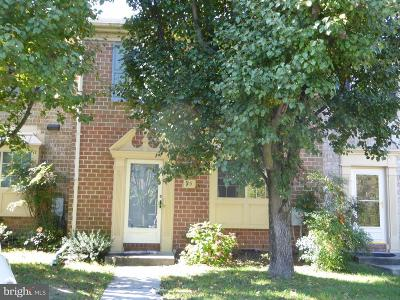 Nottingham MD Townhouse Under Contract: $170,000