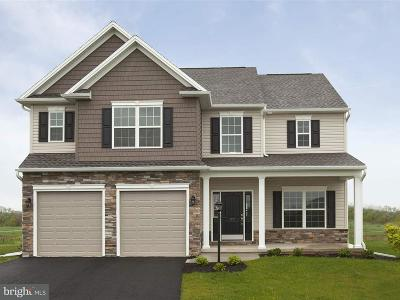 Camp Hill, Mechanicsburg Single Family Home For Sale: 52 Danbury Drive