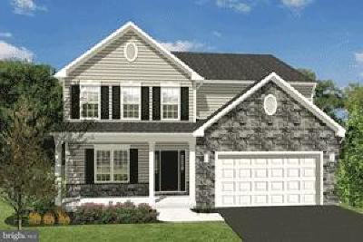 Cumberland County Single Family Home For Sale: Lot 32 Danbury Glen