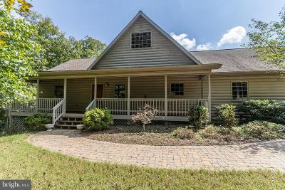 Berkeley Springs Single Family Home For Sale: 301 Patrick Place