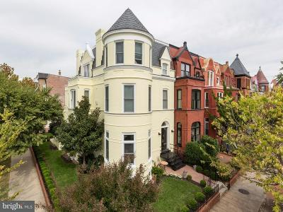 Washington Townhouse For Sale: 949 S Street NW