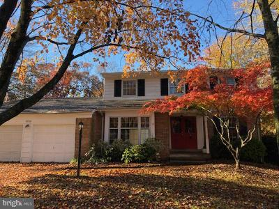 Manassas Single Family Home For Sale: 9256 Stonewall Court