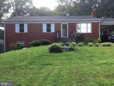 Great Falls VA Single Family Home For Sale: $699,000