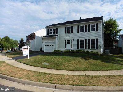 Single Family Home For Sale: 7912 Morning Ride Court