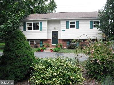 Mechanicsburg Single Family Home For Sale: 6 Cedar Road