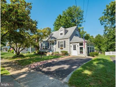 Bucks County Single Family Home For Sale: 343 Doyle Street