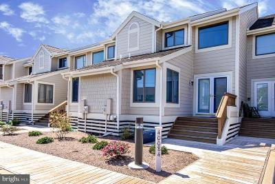 Fenwick Island Townhouse For Sale: 40084 Grant Drive #71