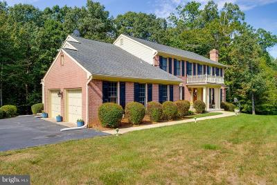Fairfax Station Single Family Home For Sale: 7454 Ox Road