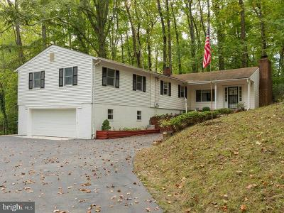 Indian Head Single Family Home For Sale: 3550 Laurel Drive