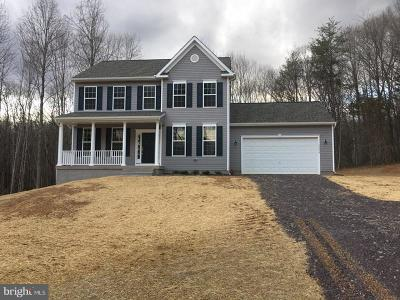 Stafford County Single Family Home For Sale: Olde Concord Road