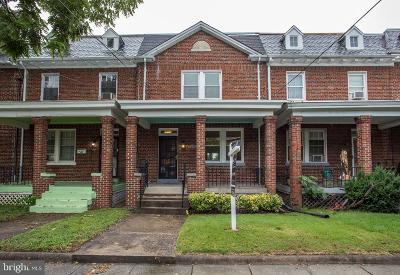 Petworth Townhouse For Sale: 5206 Kansas Avenue NW