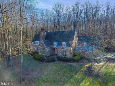 Baltimore County Single Family Home For Sale: 13910 Poplar Hill Road