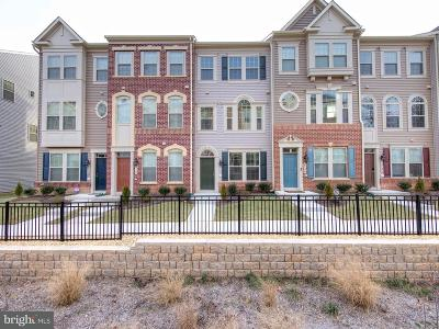Jessup Townhouse For Sale: 2722 Downing Lane