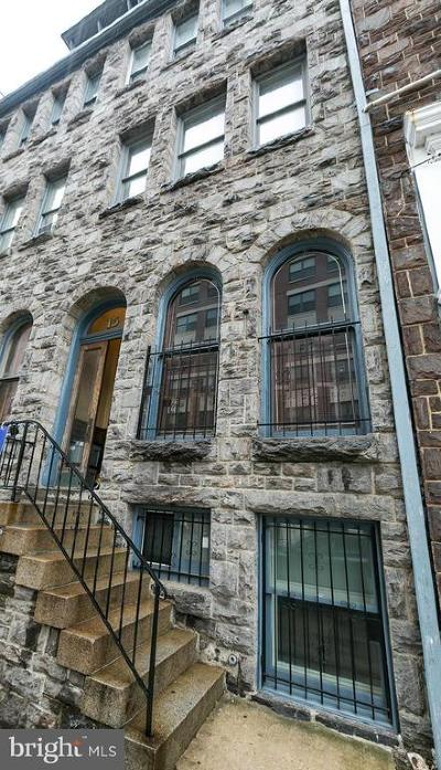 Baltimore Condo For Sale: 15 Biddle Street #15A