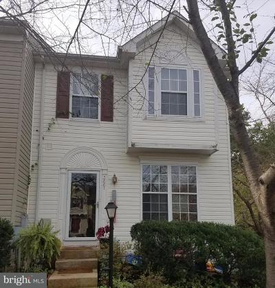 Waldorf Townhouse Under Contract: 3661 Mansfield Place
