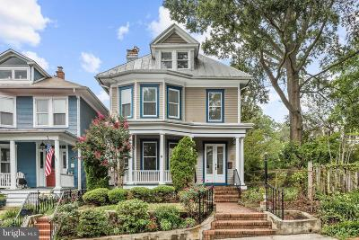 Annapolis Single Family Home For Sale: 4 Revell Street