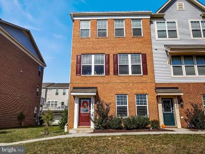Waldorf Townhouse For Sale: 9833 Ushers Place