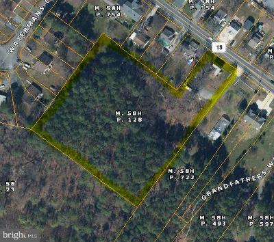 Grasonville Residential Lots & Land For Sale: 4020 Main Street