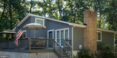 Chesapeake Beach Single Family Home Under Contract: 6846 Old Bayside Road