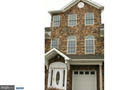 Hightstown Townhouse For Sale: 8 Perry L Drew