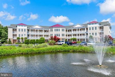 Ocean Pines Condo For Sale: 1105 Points Reach