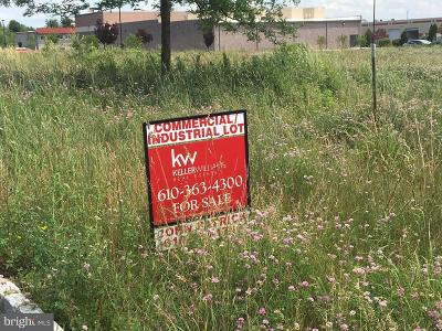 Bucks County Commercial For Sale: Lot #29 Campus Drive