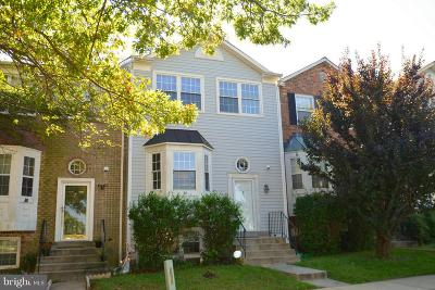 Silver Spring MD Townhouse For Sale: $330,000