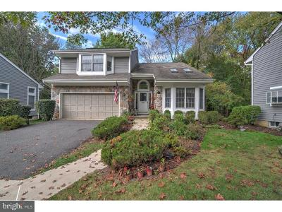 Princeton Single Family Home For Sale: 4 Braemer Drive