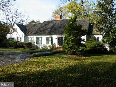 Easton Single Family Home For Sale: 28388 Old Country Club Road