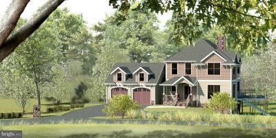 Annapolis Single Family Home For Sale: 105 Roscoe Rowe Boulevard #LOT#2