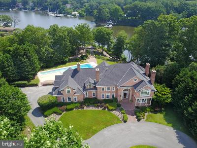 Anne Arundel County Single Family Home For Sale: 920 Dreams Point