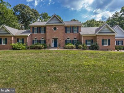 Charles County, Calvert County, Saint Marys County Single Family Home For Sale: 7450 Sedwick Court