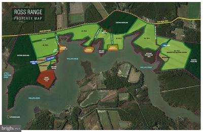 Dorchester County Residential Lots & Land For Sale: 5517 Ross Neck Road