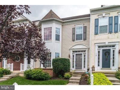 Bucks County Townhouse For Sale: 116 Pipers Inn Drive