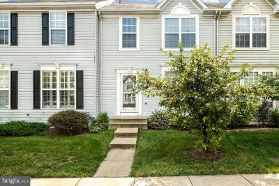 Odenton Townhouse For Sale: 703 Horse Chestnut Court